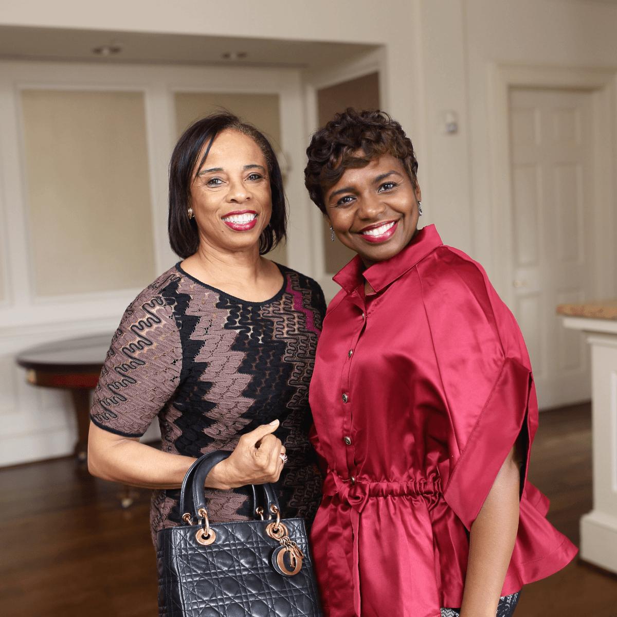 Phyllis Williams, Deion Dillard