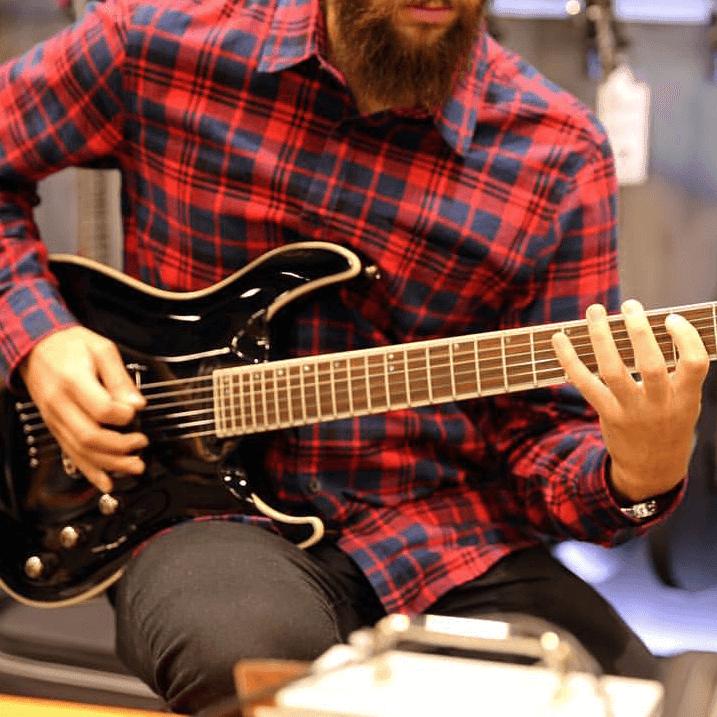 Guitar Center Mitchell electric guitars