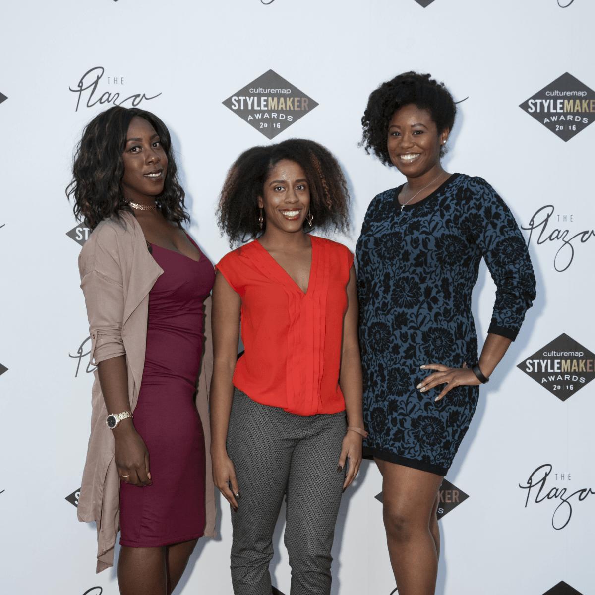 Willean Guiden, Francesca Hoskins, Beryl Davis