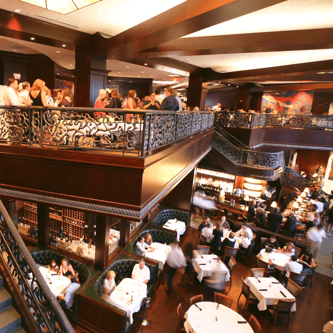 Places_Food_Del Frisco's Double Eagle Steakhouse_interior_THIS
