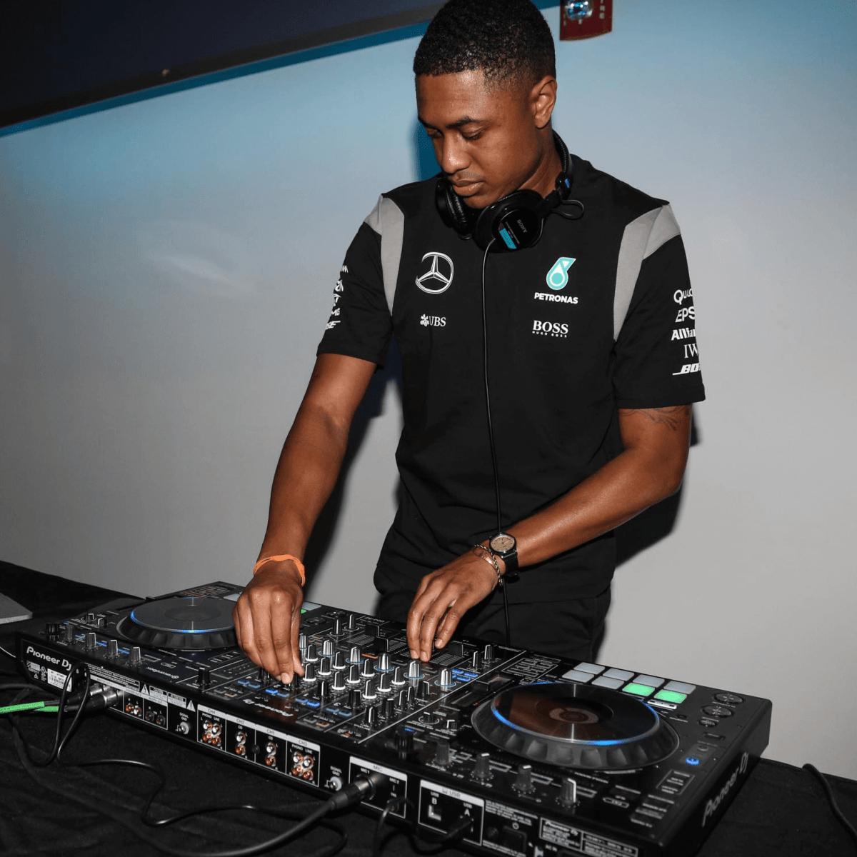 CultureMap Social Top Texans Under 30 DJ