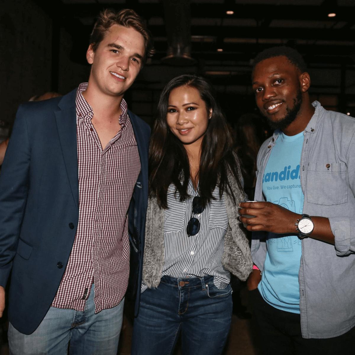 CultureMap Social Top Texans Under 30 Alex Crosby Katie Fang Sam Ulu
