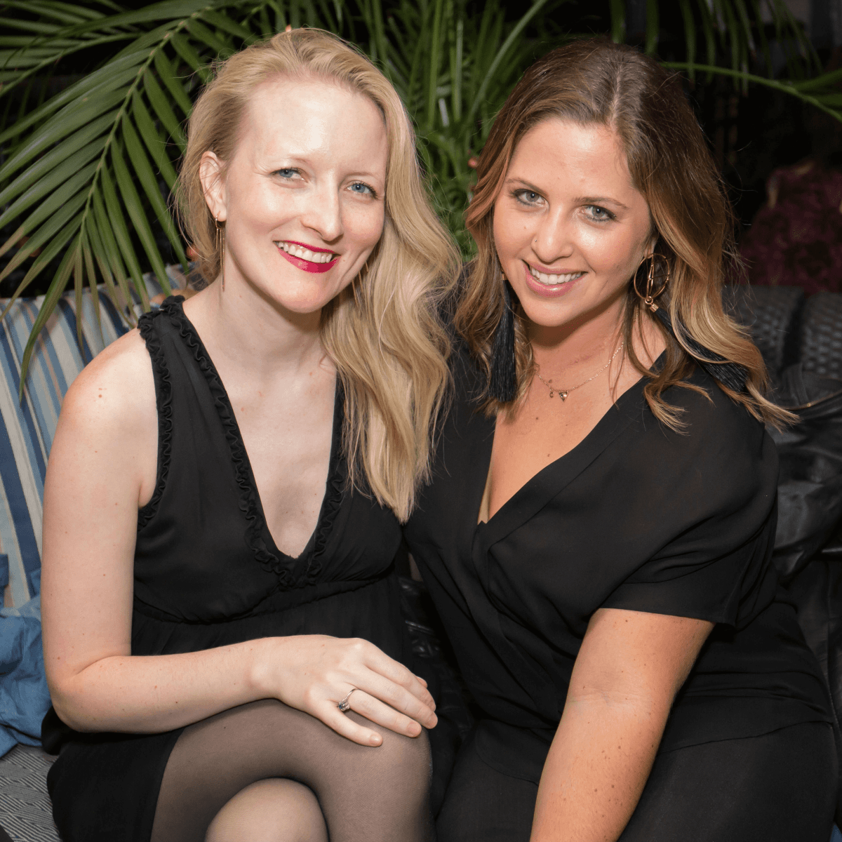 BumbleBFF party at Sophia's October 2016 Cara Caulkins Ellen Miller