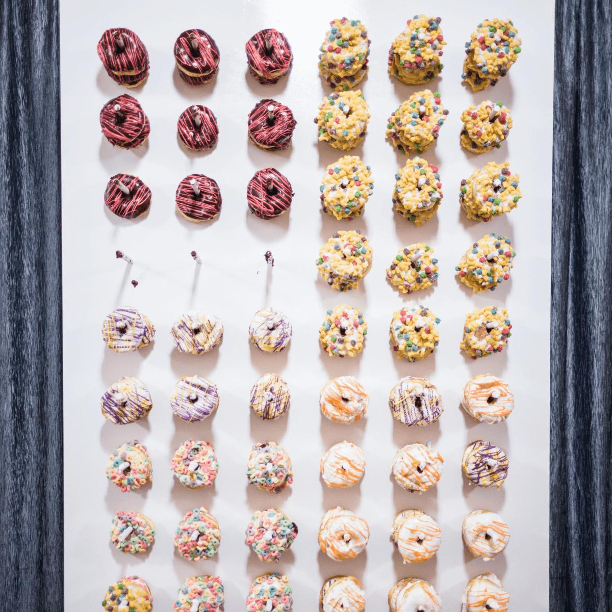 Blanton Museum of Art B Scene Inevitable Warhol Happening 2016 Voodoo Doughnuts