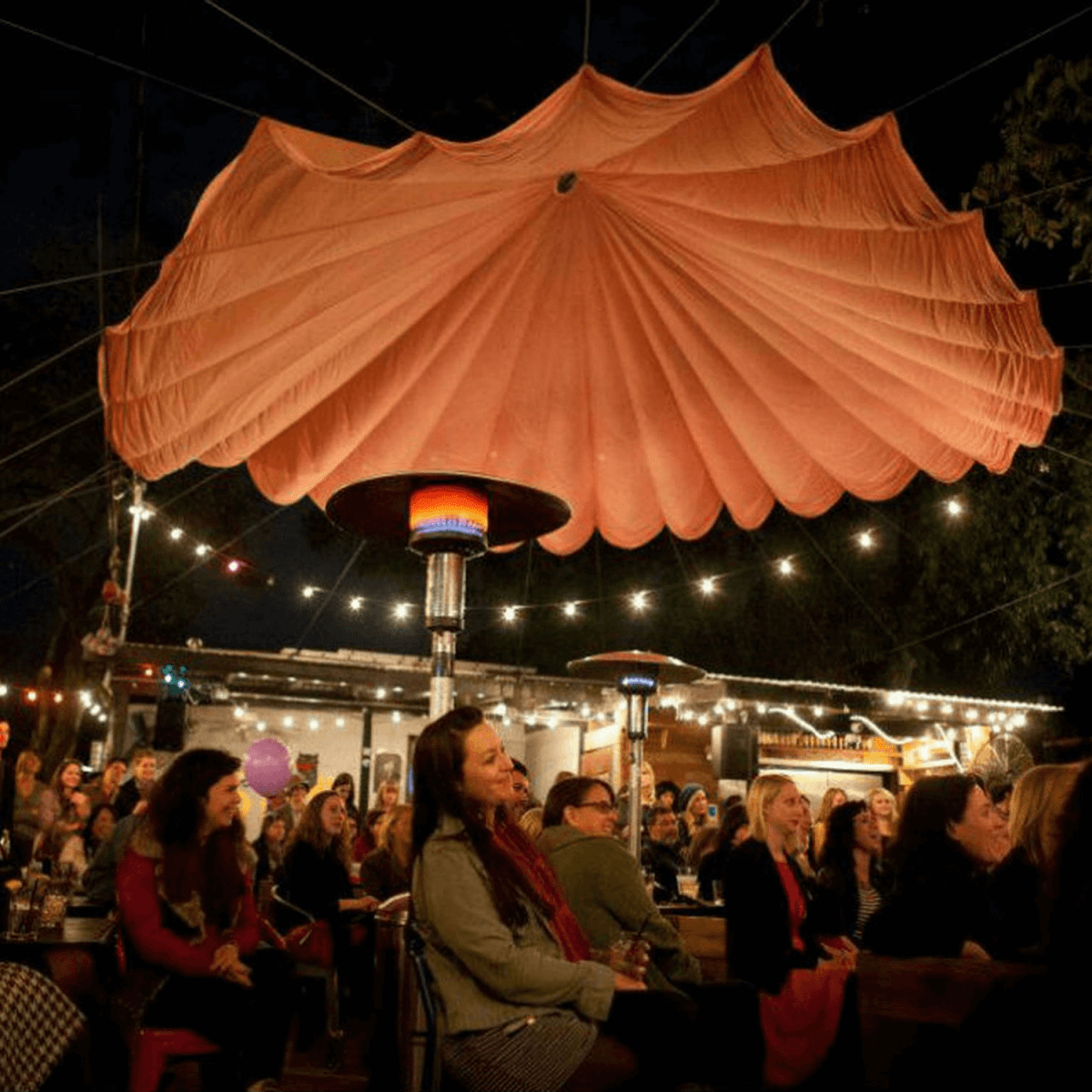 Texas Book Festival and Litquake Foundation presents Lit Crawl Austin