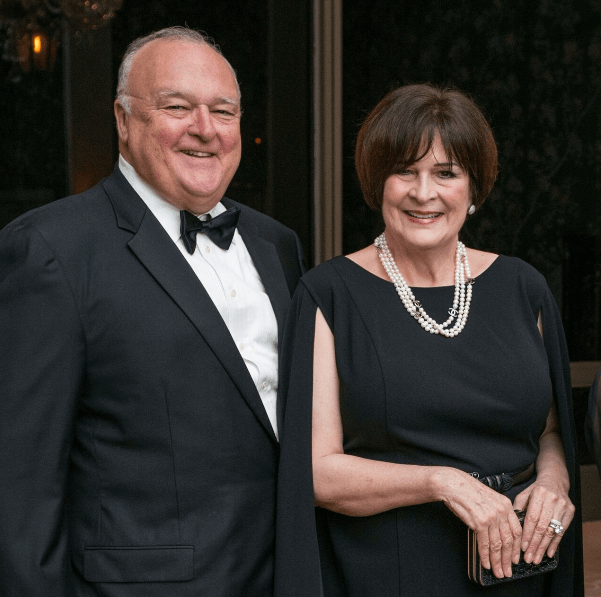 Bucky Allshouse, Cynthia Allshouse, Rice Honor Gala