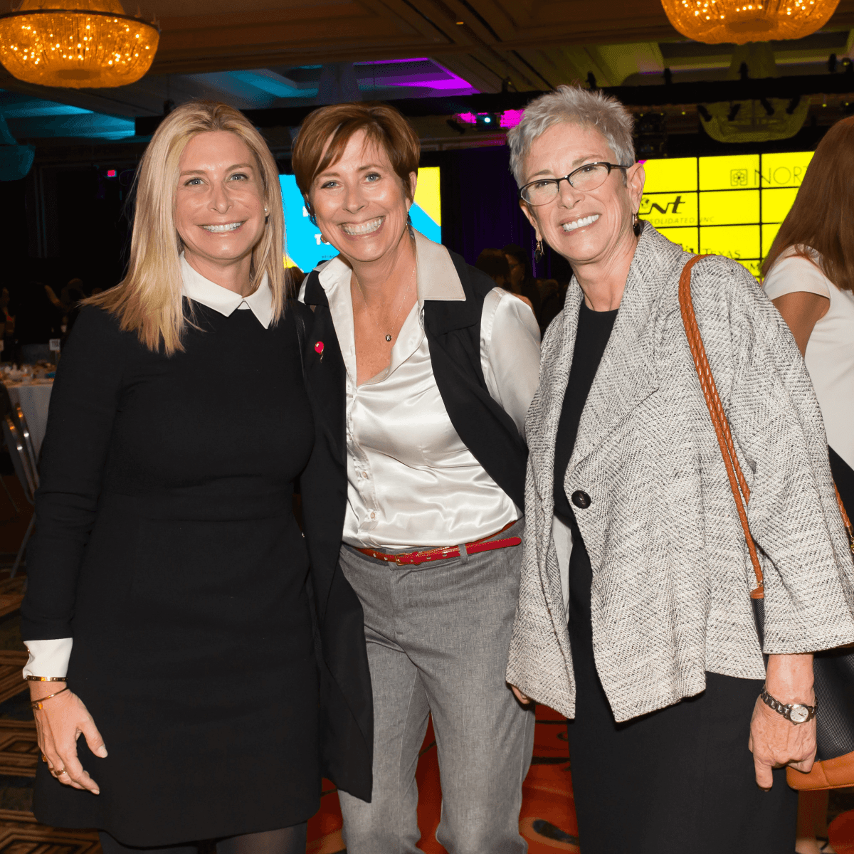 Lael Brodsky, Keri Kaiser, Karen Aberle