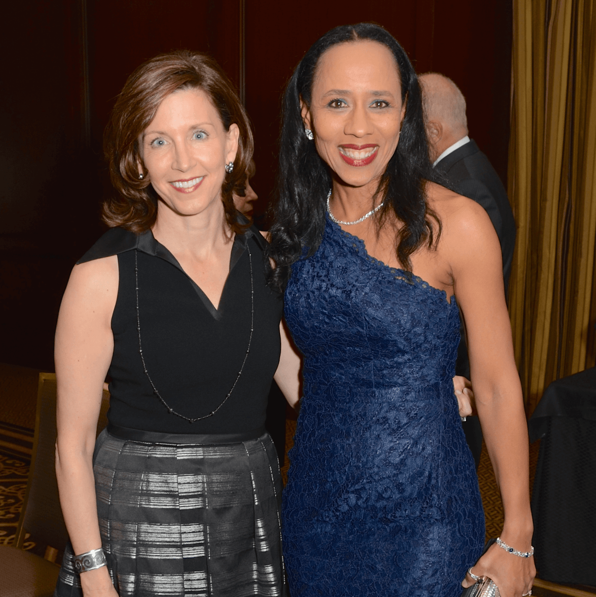 Planned Parenthood Gala, Nancy McGregor Manne, Gina Carroll