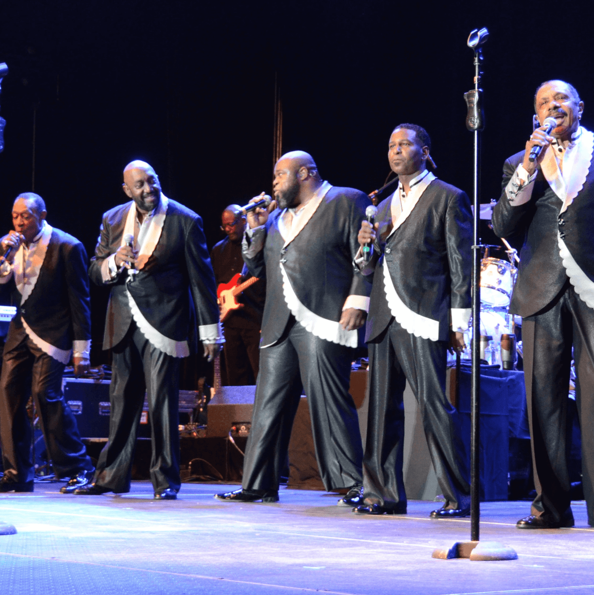 News, Shelby, Children at Risk gala, April 2015,  The Temptations