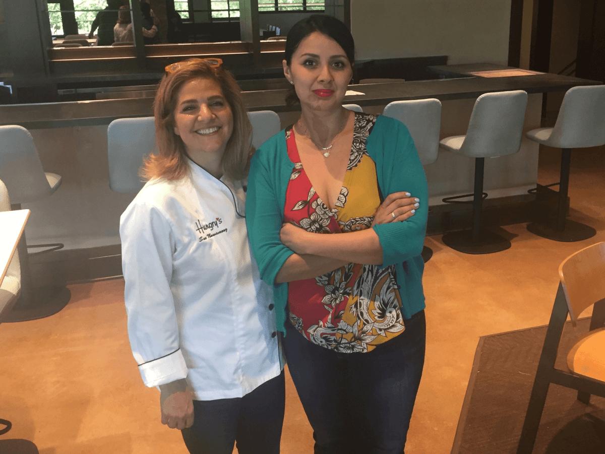Hungry's Rice Village Sue Nowamooz Linda Salinas