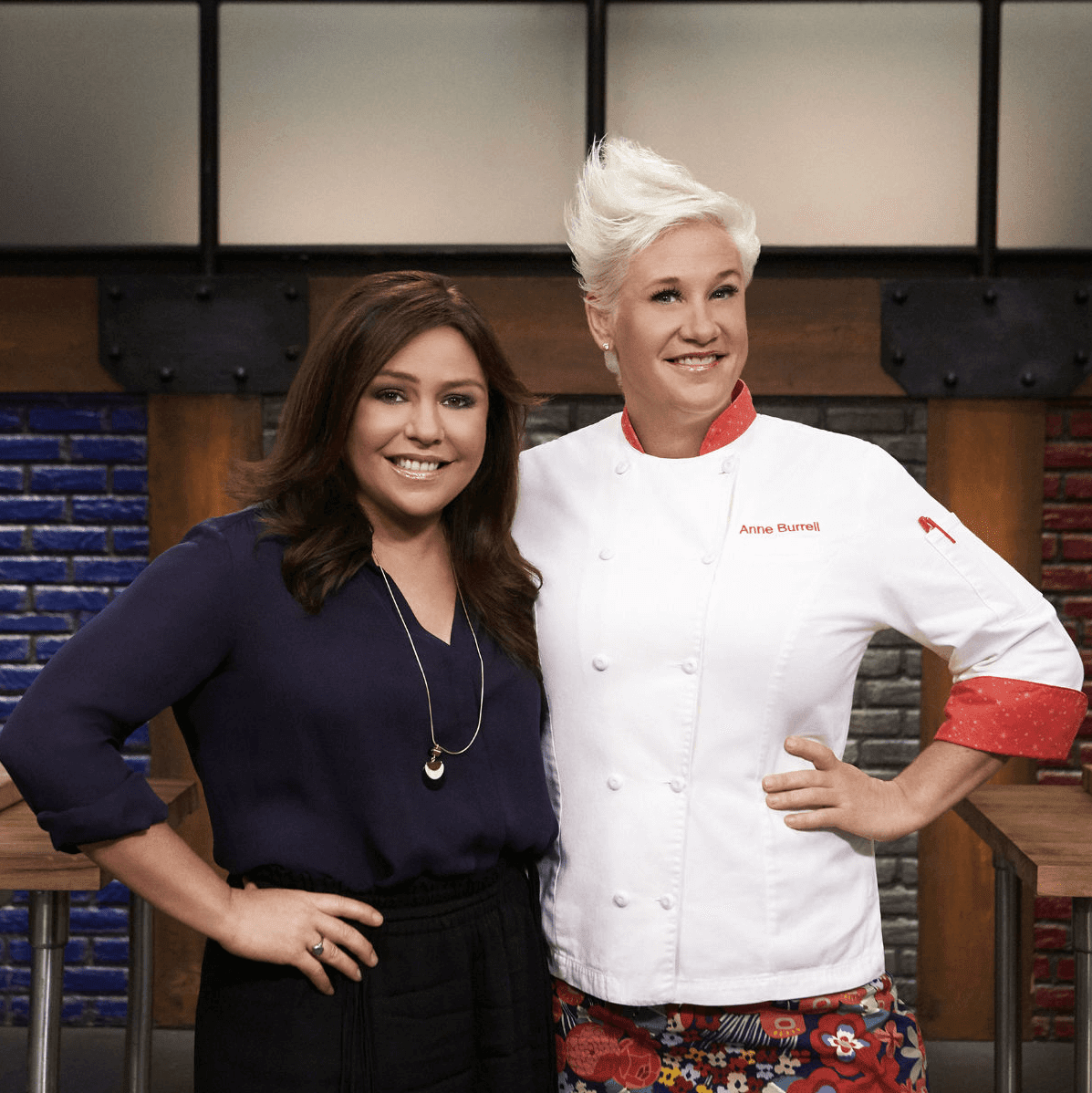 Worst Cooks, Anne Burrell, Rachael Ray