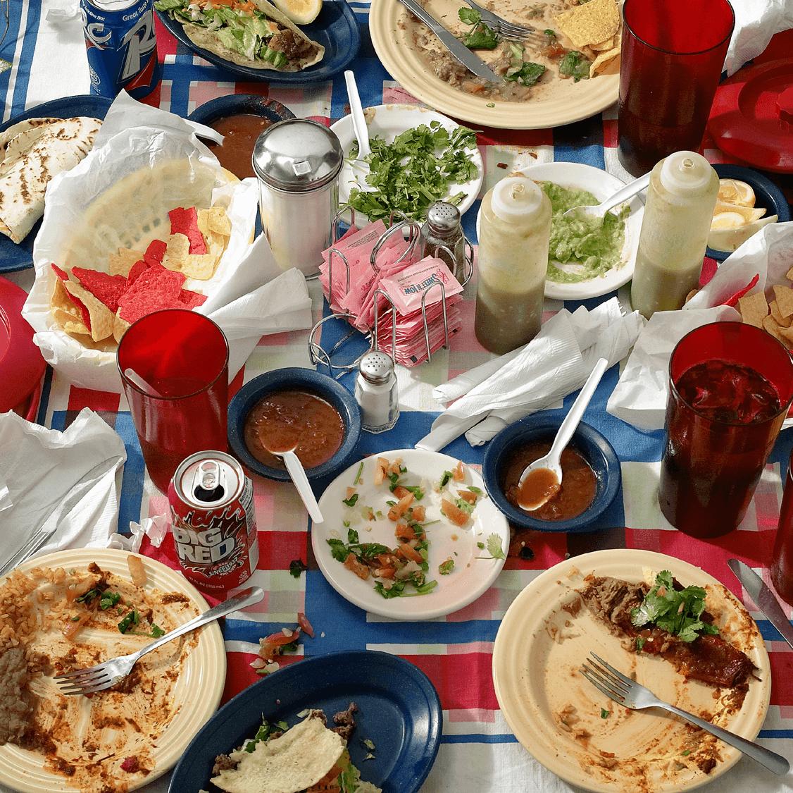 Chuck Ramirez Tex Mex Dinner