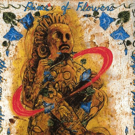 Rolando Briseño art Prince of Flowers 2000