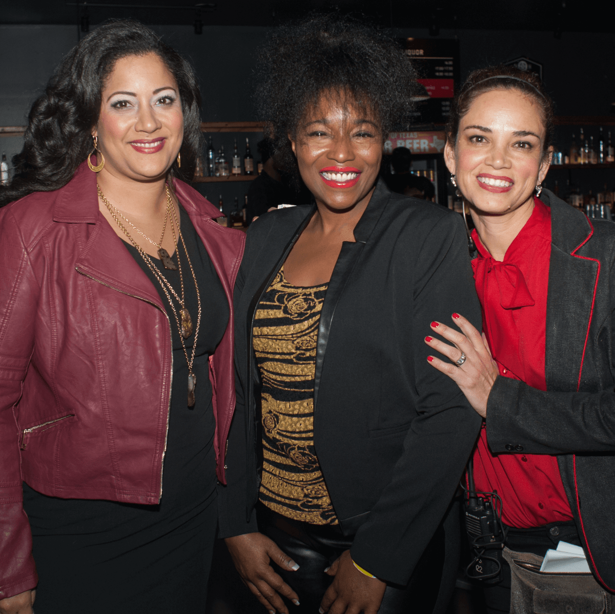 Sims Foundation Heart of the City 2016 Lauren Cervantes Angela Miller Celeste Quesada