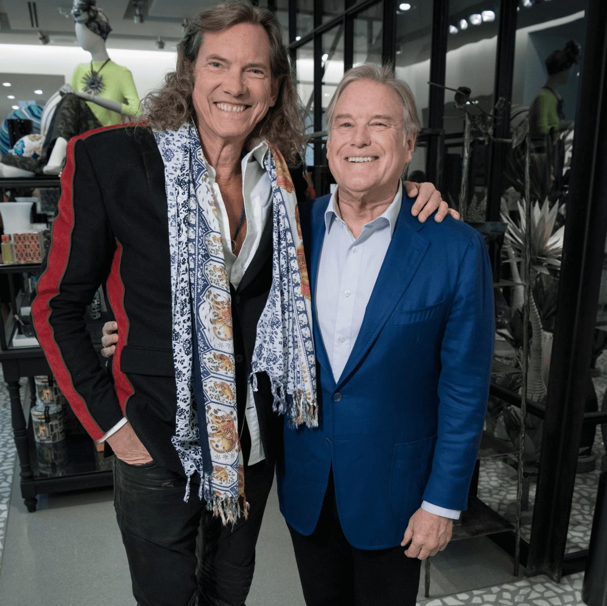 Bill Hutchinson, Tim Headington