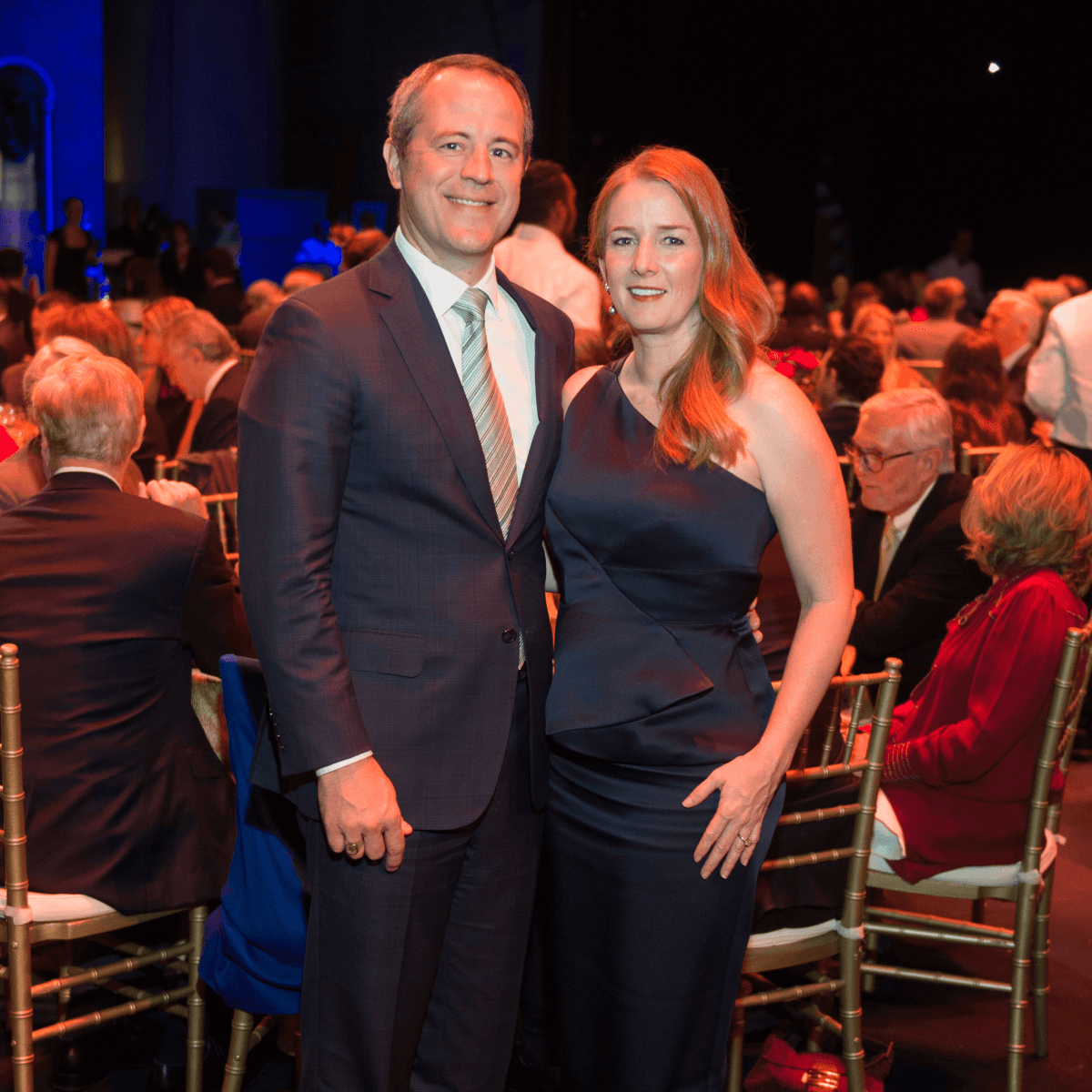 Houston, Houston Ballet Jubilee of Dance, Dec 2016, Troy Thacker, Allison Thacker