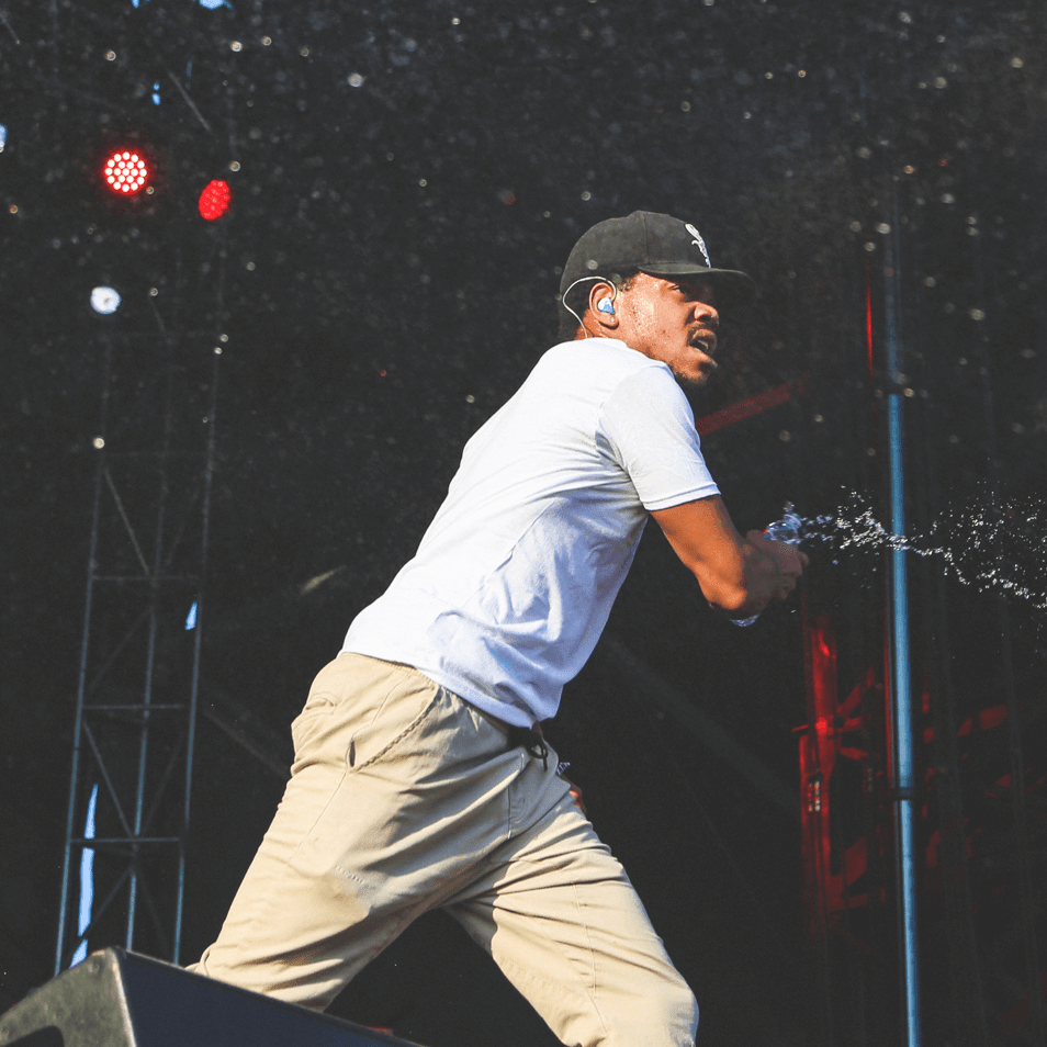 Austin City Limits Festival ACL 2015 Weekend Two Chance the Rapper