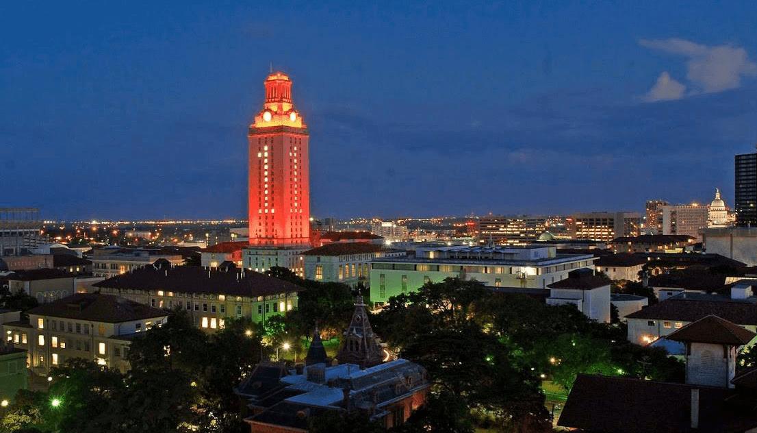 University of Texas hooks top ranking among world's best schools