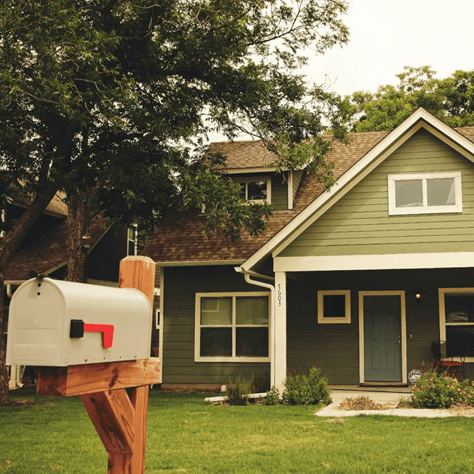 St. Johns neighborhood Austin