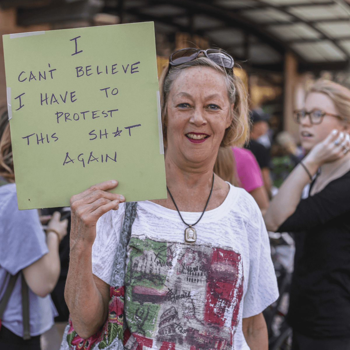 Women's March Austin Lauren