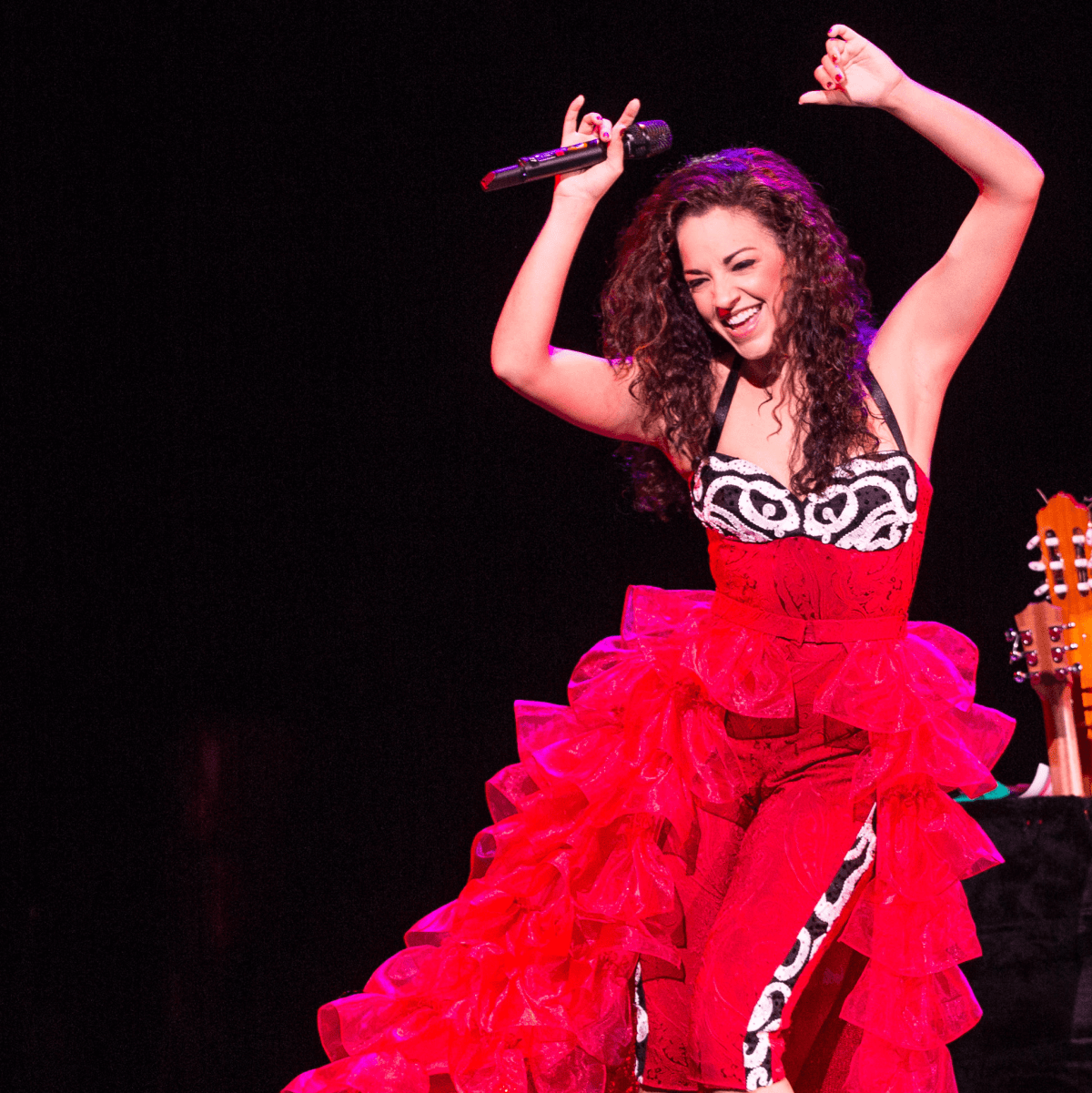 Ana Villafañe as Gloria Estefan in On Your Feet