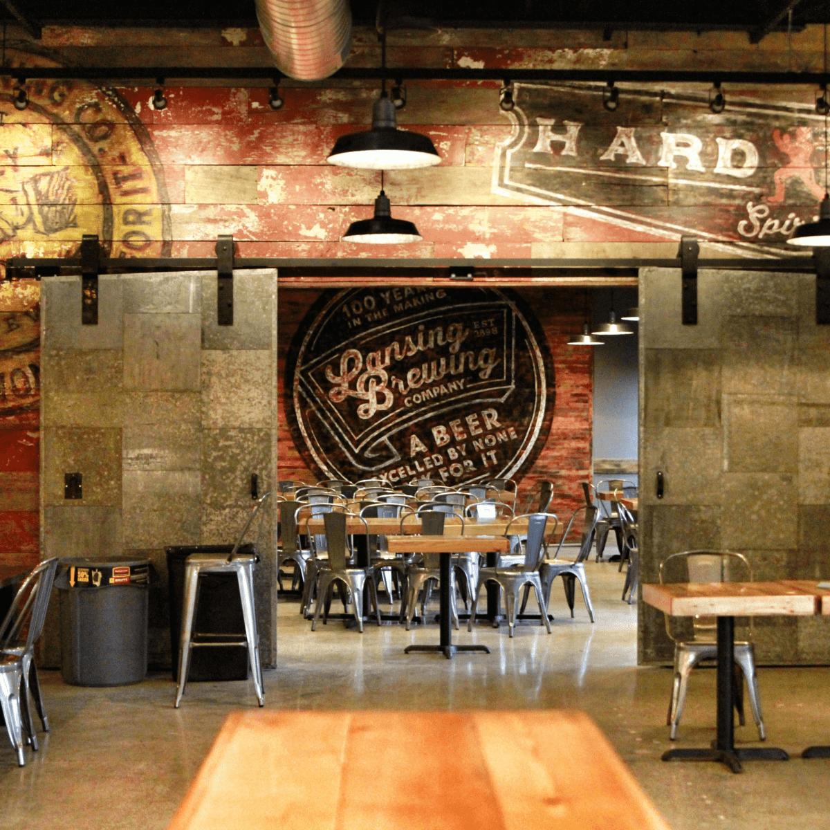 Lansing Brewing Company Michigan