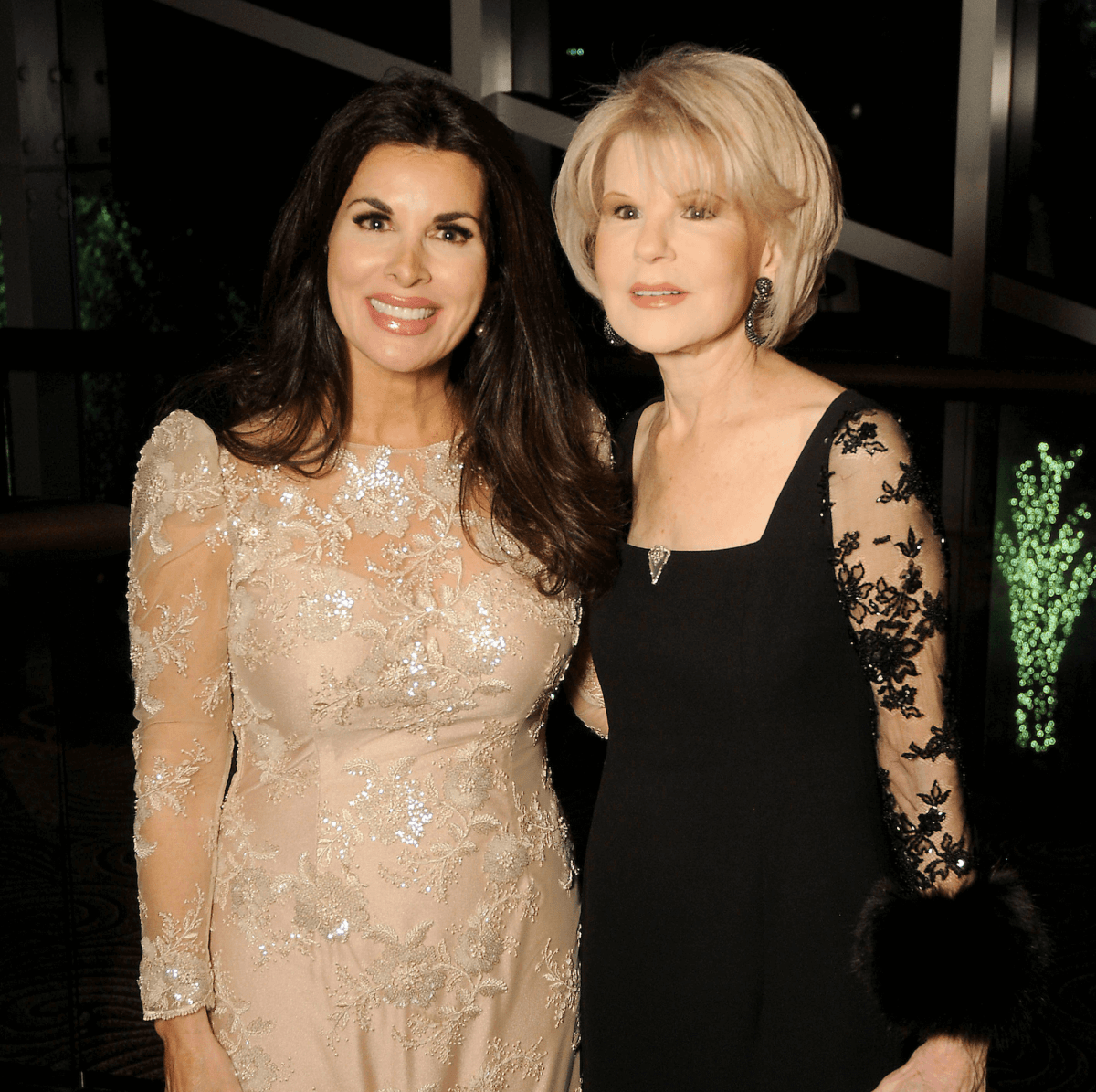 Houston, Winter Ball Women of Distinction, Feb 2017, Alissa Maples, Virginia Steppe