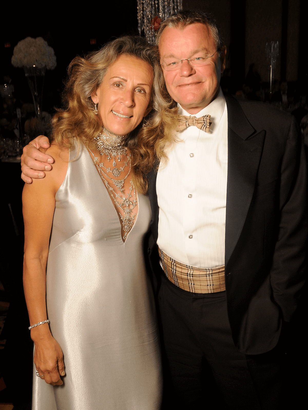 Houston, Winter Ball Women of Distinction, Feb 2017, Claudia Rask, Jan Rask