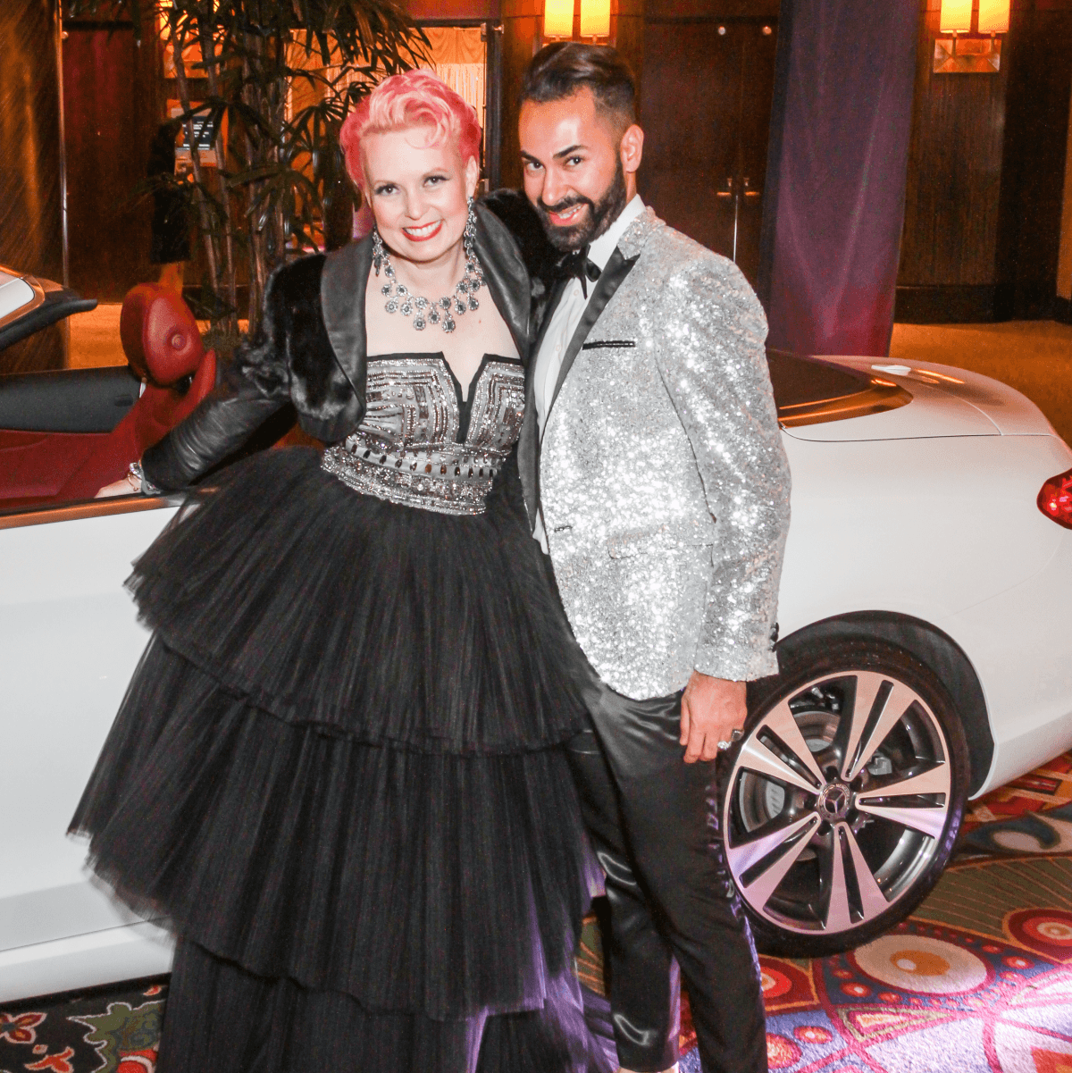 Houston, Winter Ball Women of Distinction, Feb 2017, Vivian Wise, Fady Armanious