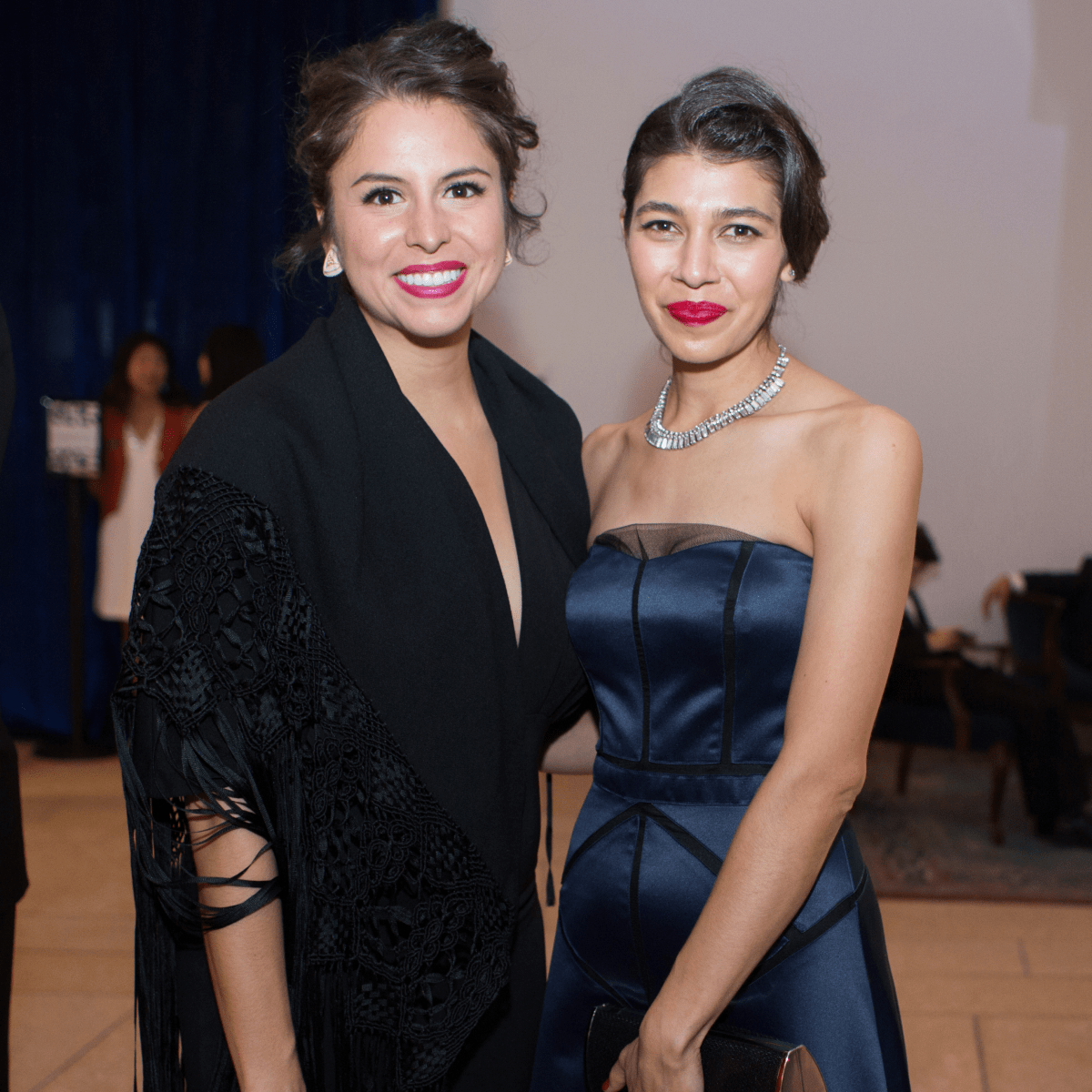 Blanton Museum of Art Gala 2017 Siboney Diaz-Sanchez Adriana Corral