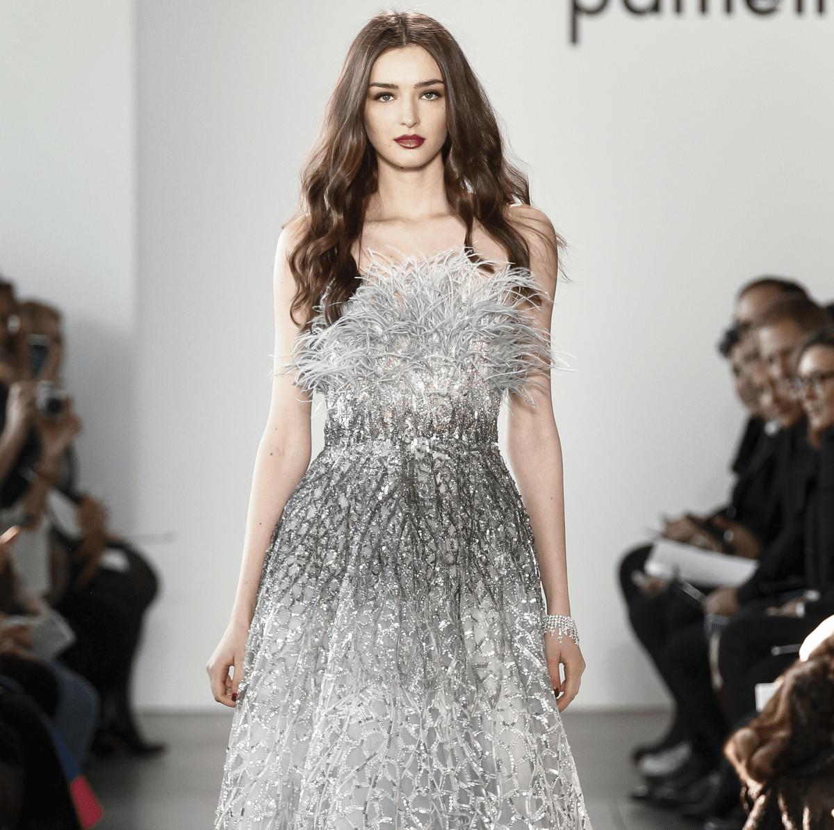 Pamella Roland fall 2017 look 36