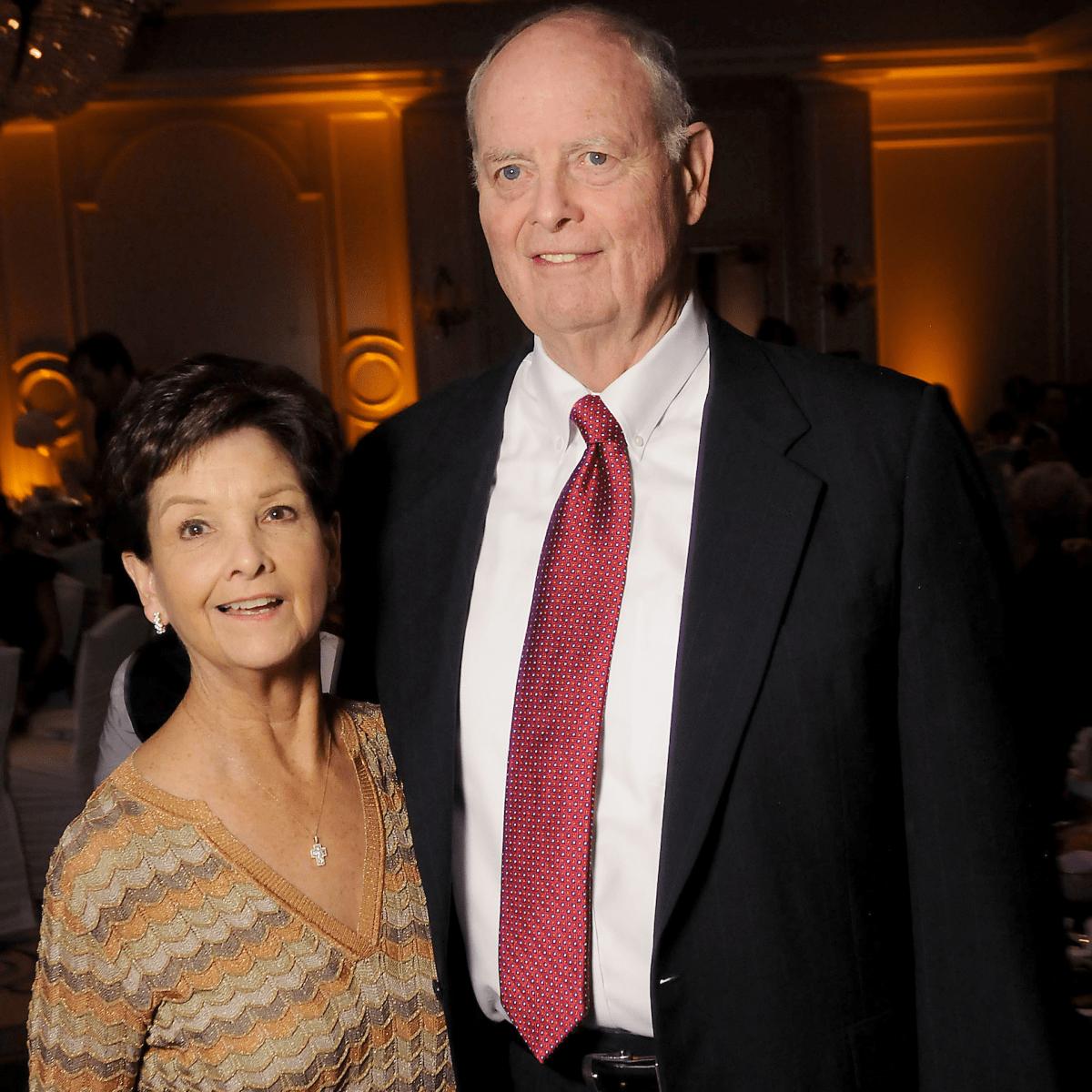 Young Life Gala, Martha Hunt,  Jim Hunt
