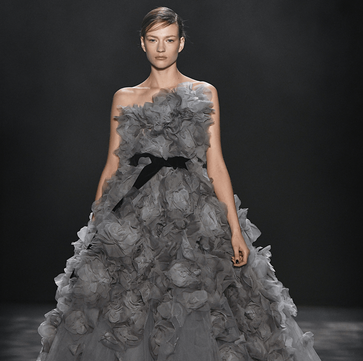 Marchesa fall 2017 collection look 16