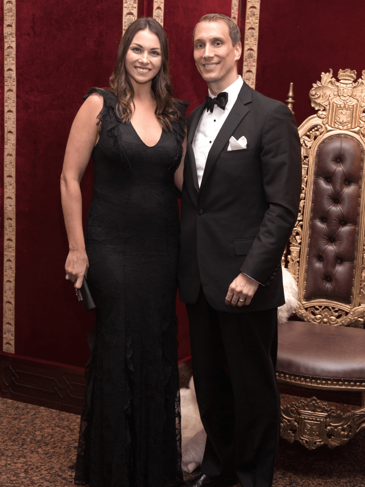 Houston, Ballet Ball social story, March 2017, Beth Zdeblick, Nick Zdeblick