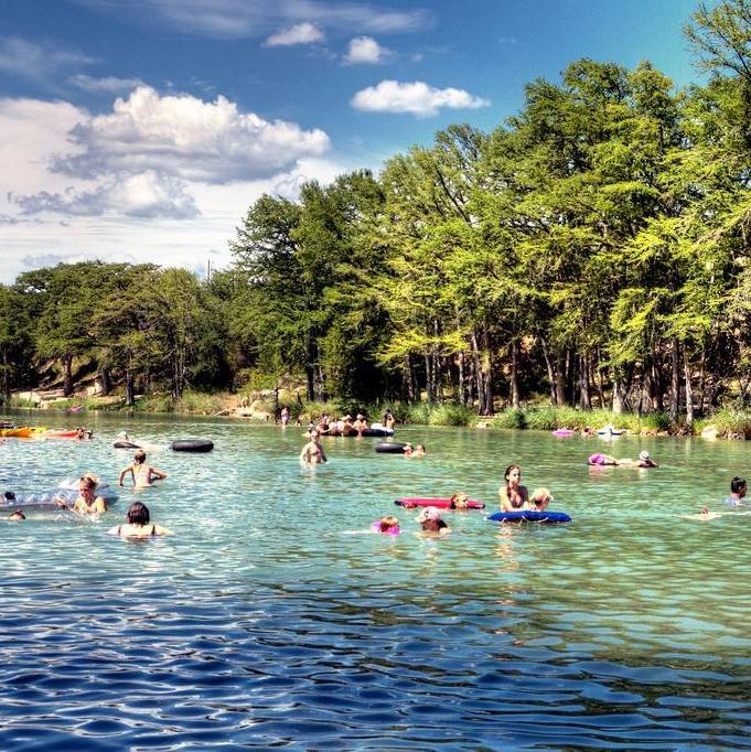 Concan Texas Frio River