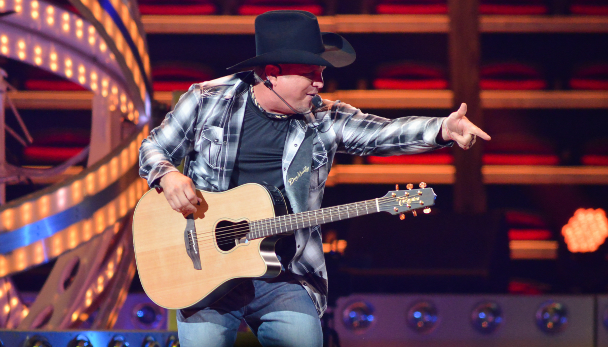 Garth Brooks dishes on favorite singers, Houston memories and how the Rodeo made him a better entertainer