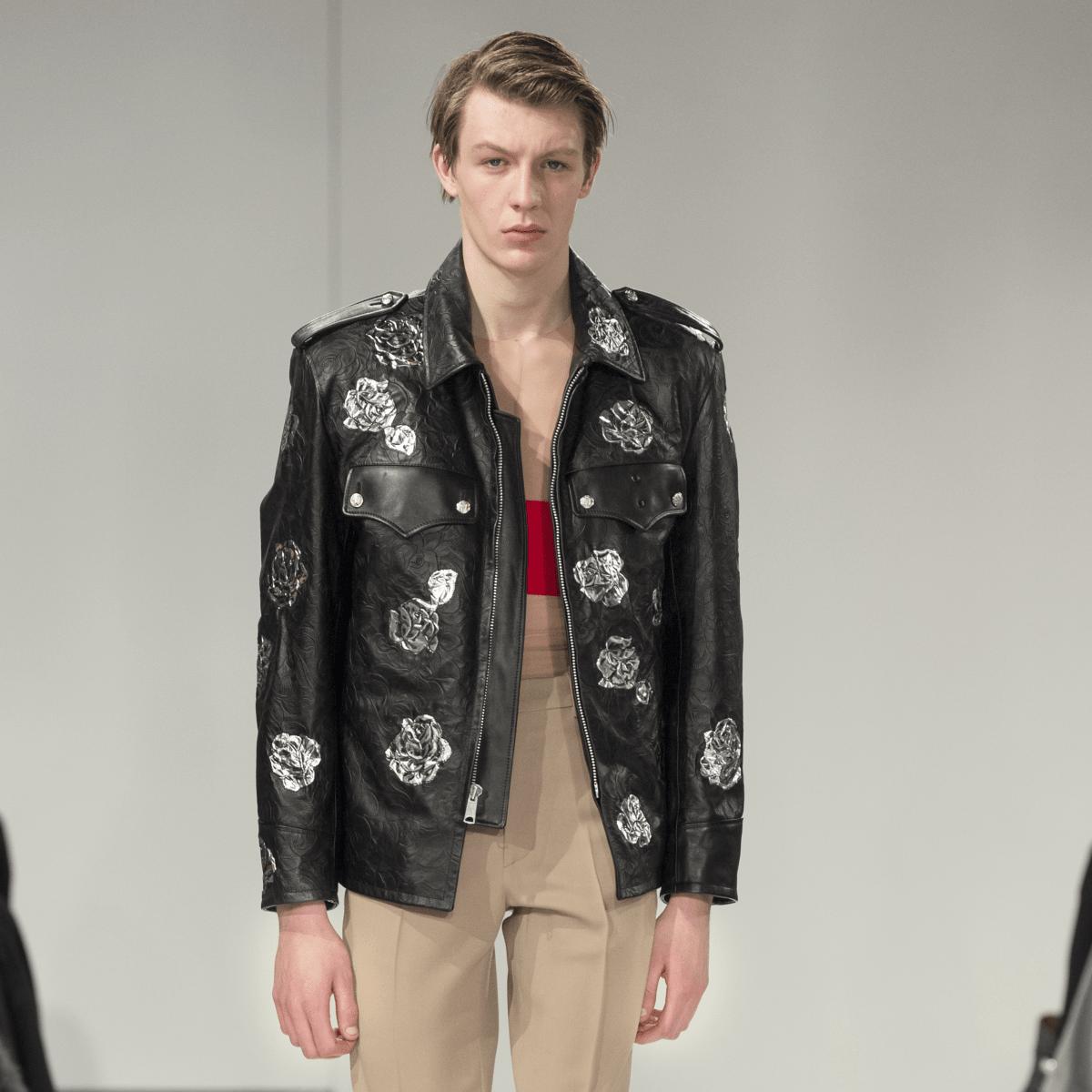 Calvin Klein fall 2017 look 32 men