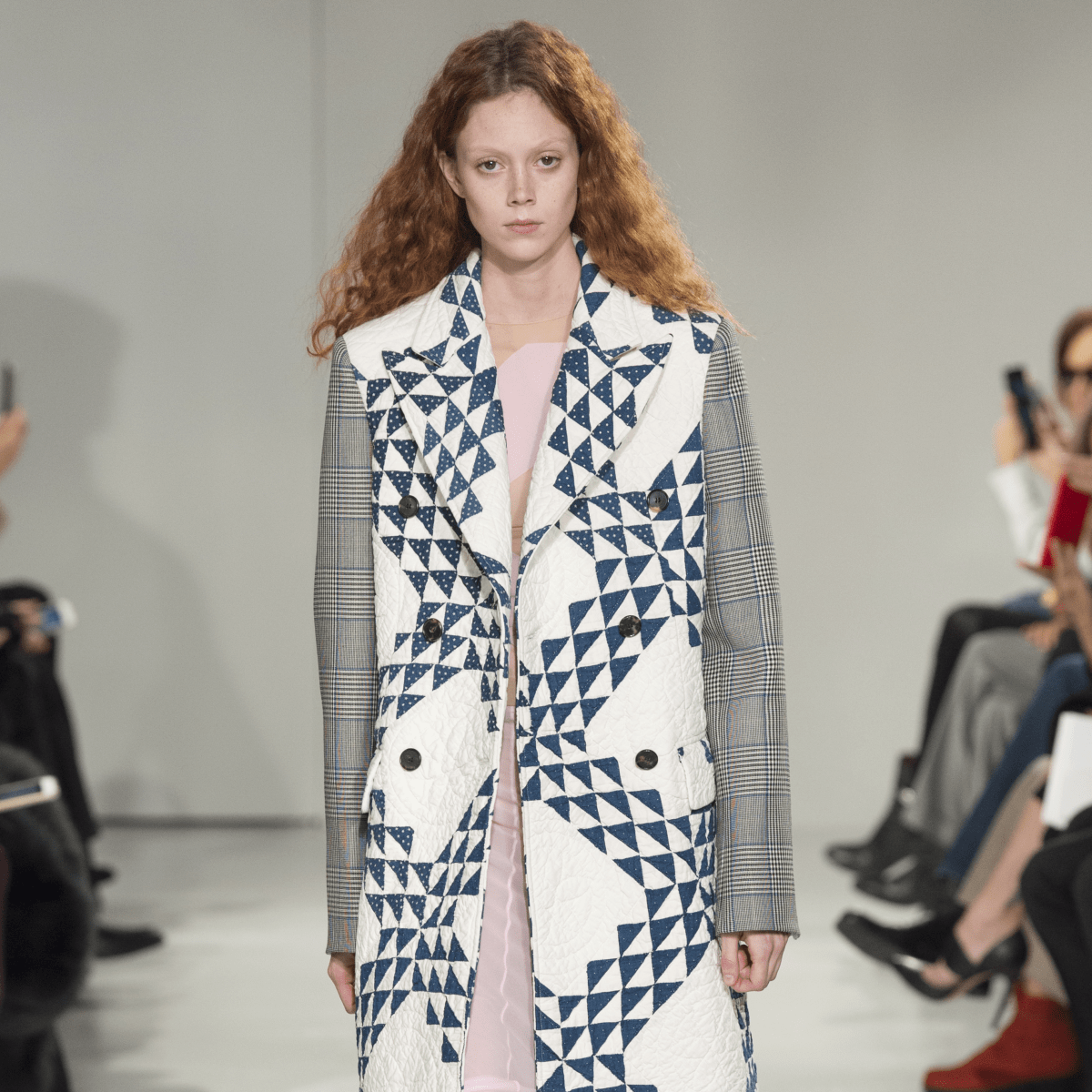 Calvin Klein fall 2017 look 41 women