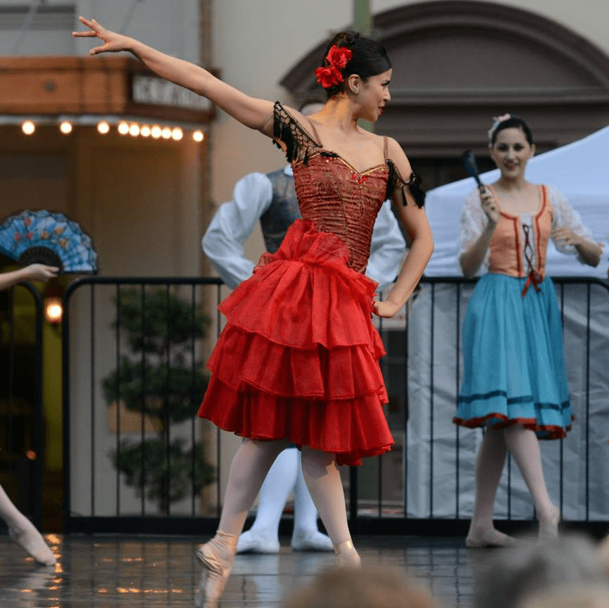 Ballet in the Park 2017