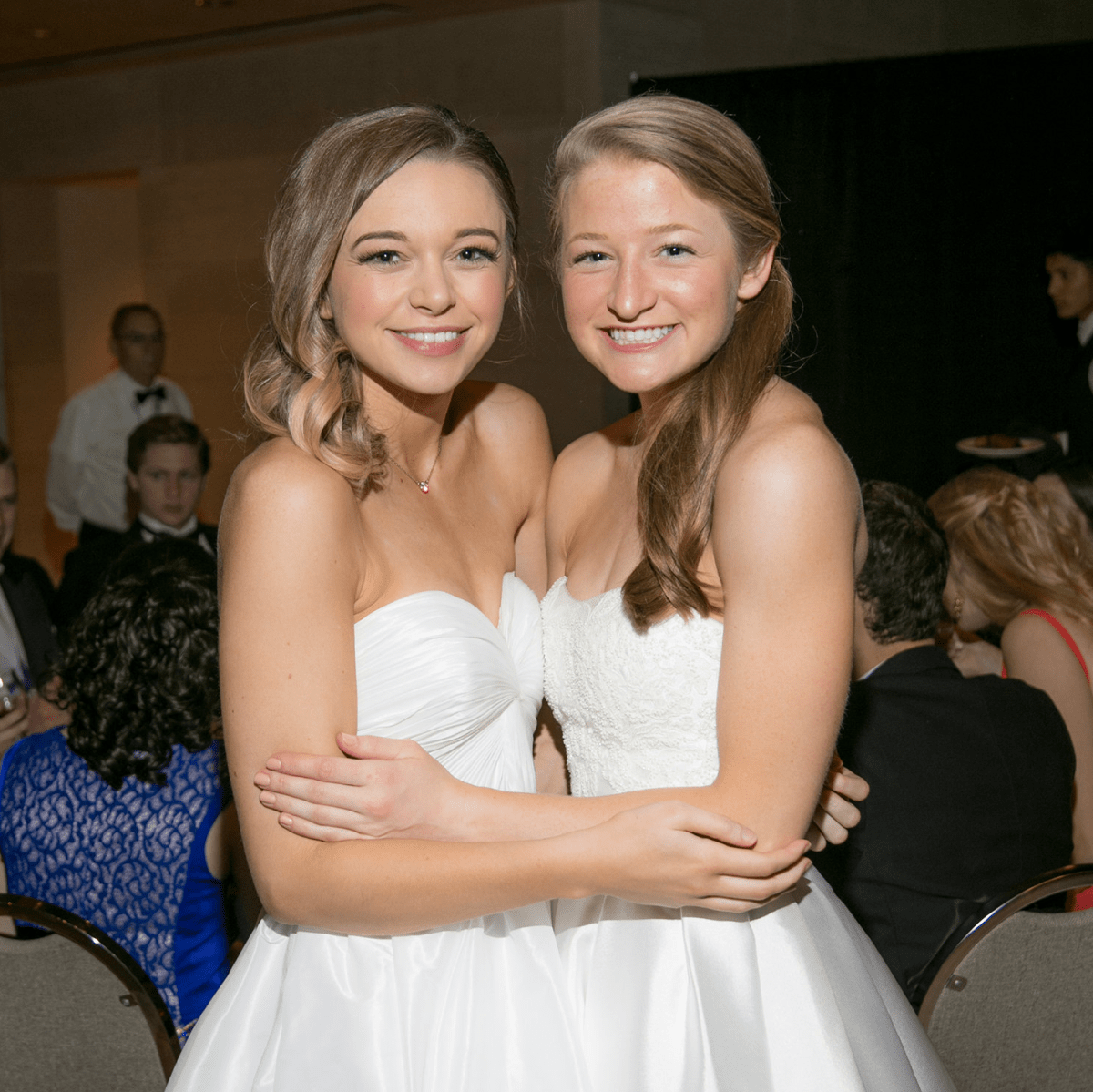 Ashlyn Matthews and Juliana McIlveene