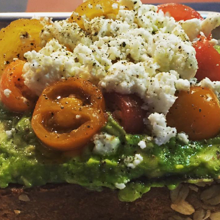 Irene's restaurant downtown Austin ELM Restaurant Group avocado toast