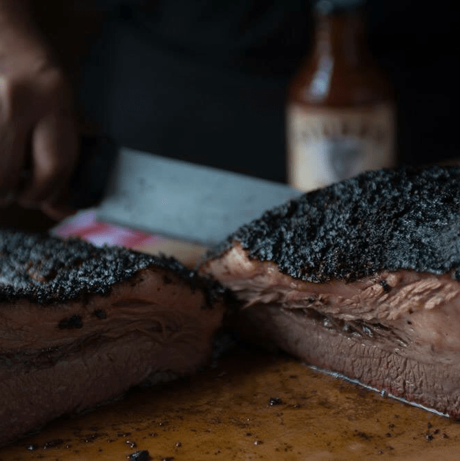 Stubb's Bar-B-Q barbecue brisket