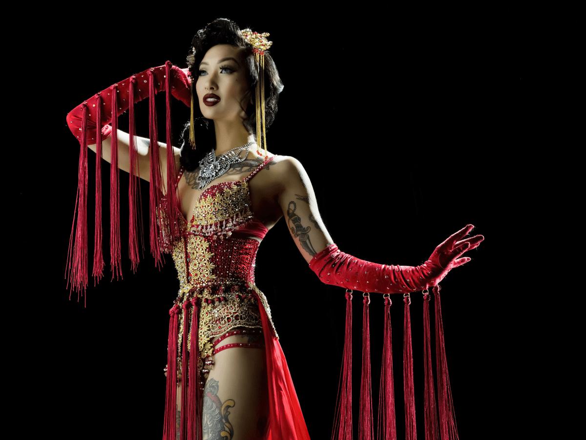 KiKi Maroon presents Bayou City Burlesque Circus Festival