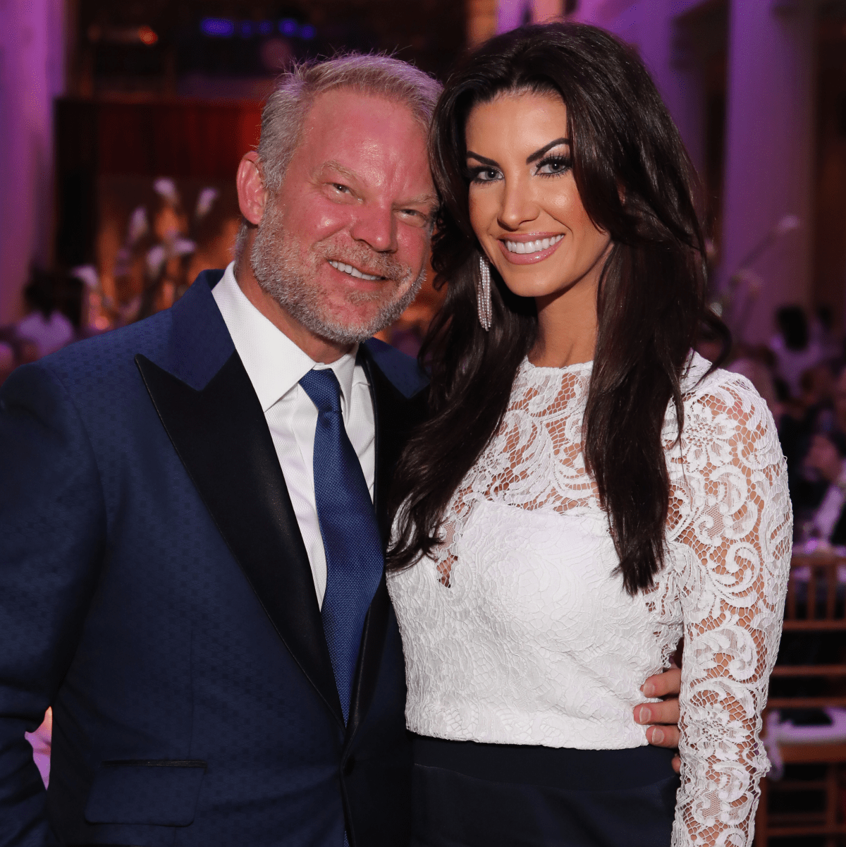 James and Niki Lassiter at Stages Gala 2017
