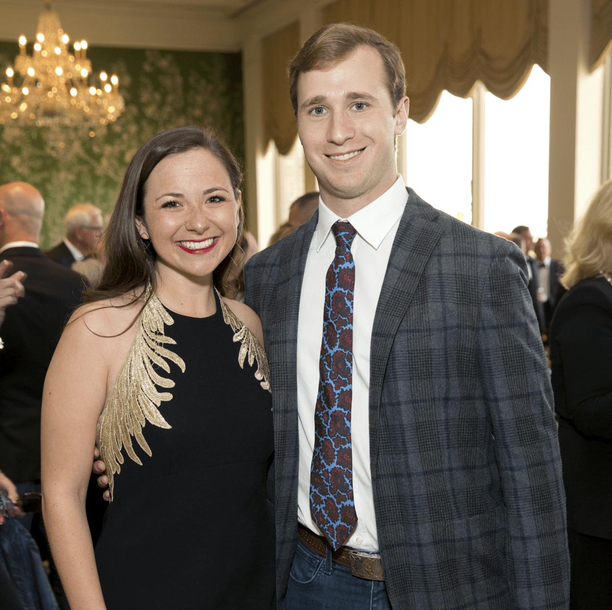 Houston, Blue Bird Circle Gala with Lyle Lovett, April 2017, Rebecca Little, Graham Bayley