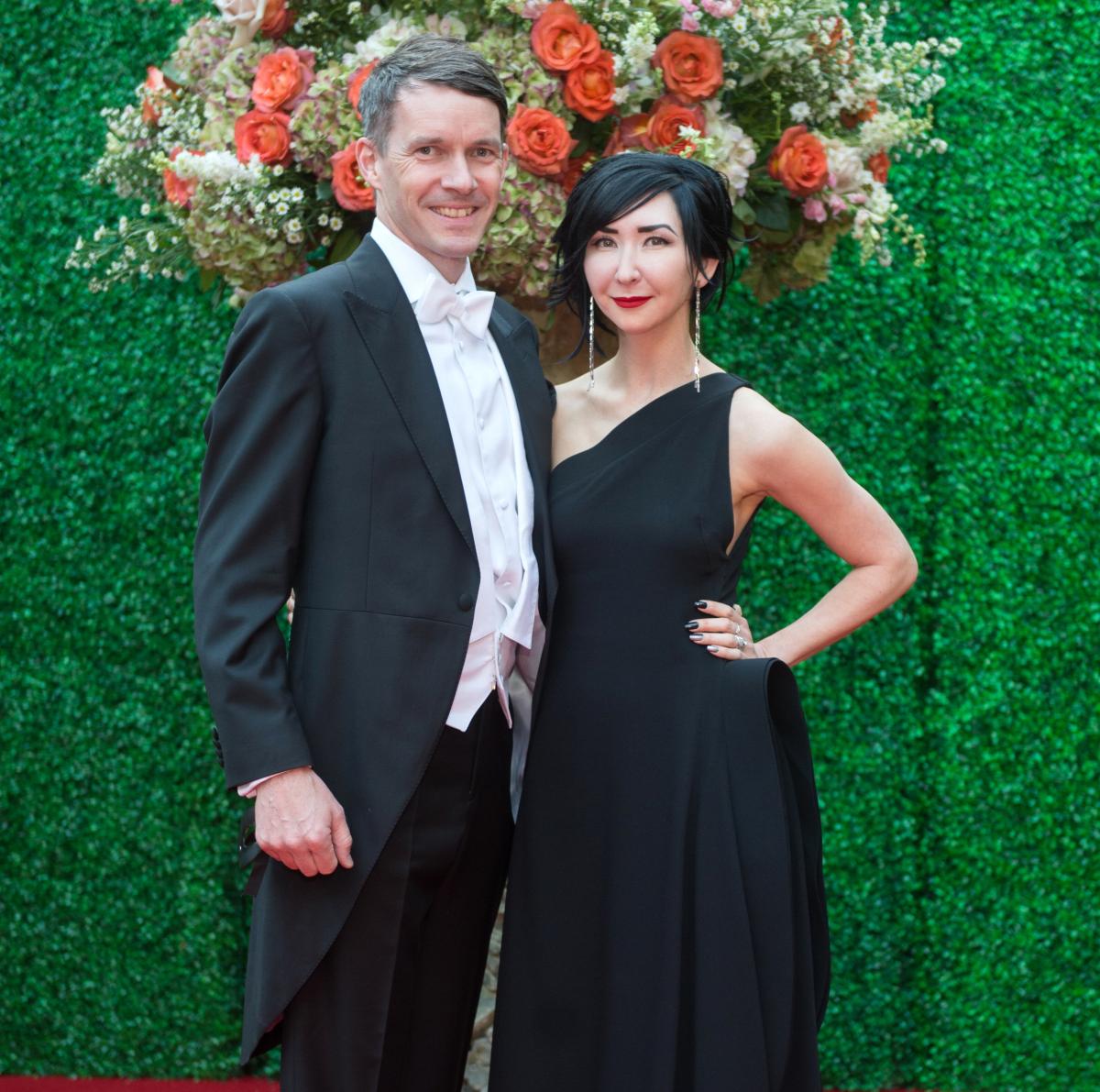 Houston, Houston grand opera ball, April 2017, Carrie Brandsberg-Dahl, Sverre Brandsberg-Dahl