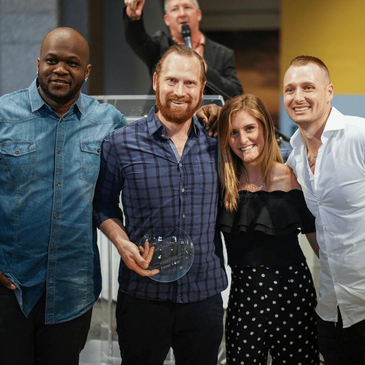 CultureMap Tastemaker Awards 2017 Restaurant of the Year Austin Emmer & Rye