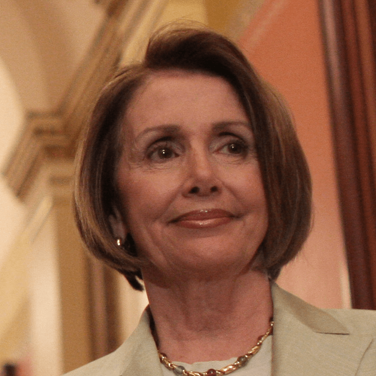 Nancy Pelosi head shot
