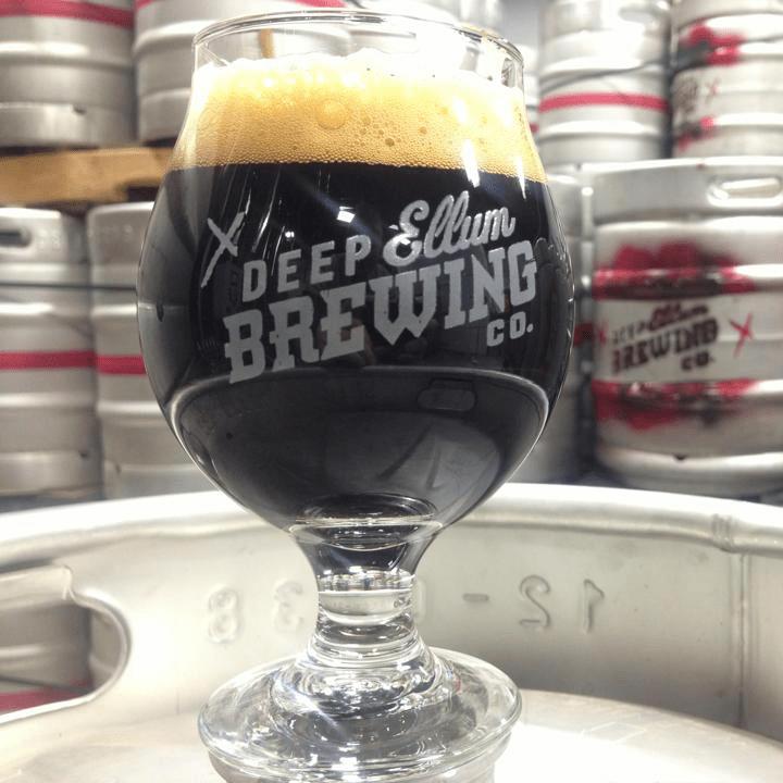 Deep Ellum Brewing Company's Darkest Hour