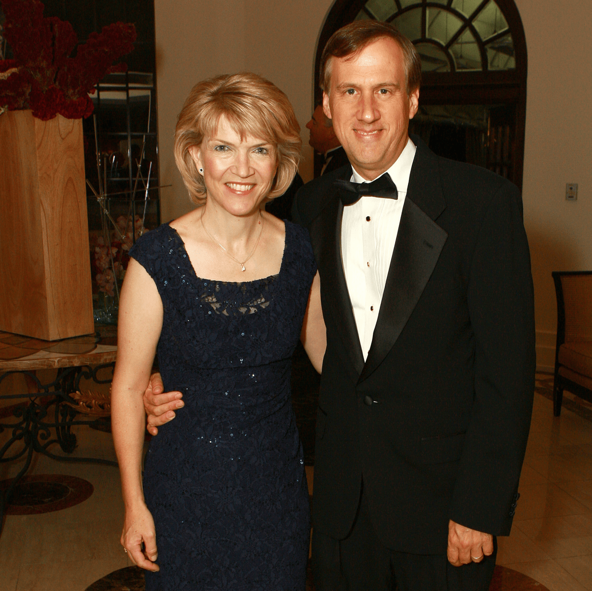 Jennifer and Keith Cerny, TACA Aucton Gala